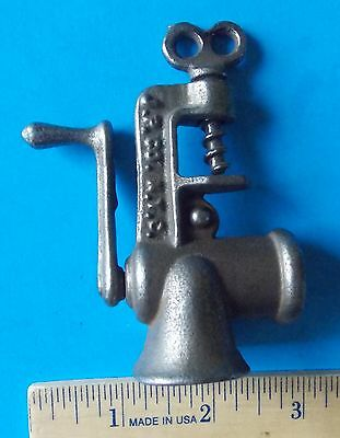 Vintage Rare Jp Co Nyc Meat Grinder Salesman's Sample Miniature