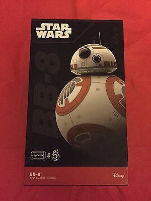 Sphero BB-8 [Star Wars: The Force Awakens] iOS / Android Controlled