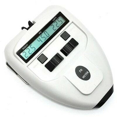 LCD Optical Digital Pupilometer PD Pupil Meter Ophthalmology