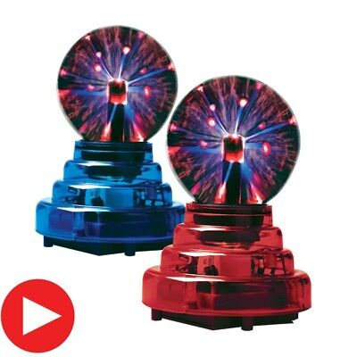 Battery Operated 3-inch Plasma Ball Toys Gift
