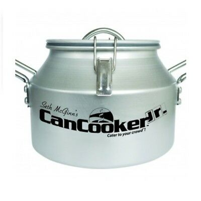 Can Cooker Jr. JR-001 Silver