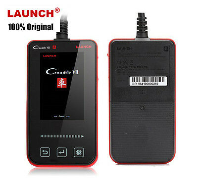 Original Volvo Diagnostic Scanner Tool Abs Srs Reset Engine Erase Code Launch