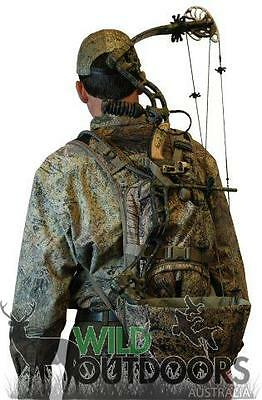 Eberlestock ~ Universal Bow & Rifle Carrier for Hunting Back Pack