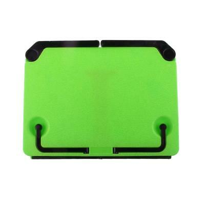 Portable Bookstand Reading Holder for Books Music Documents iPads-Green