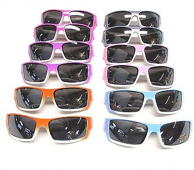 Cute Boy Girl Baby Kids UV Protection Sunglasses Child Glasses assorted lot 12