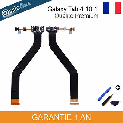 Nappe Flex Connecteur De Charge Usb Samsung Galaxy Tab 4 10.1 Sm T530 T531 T535