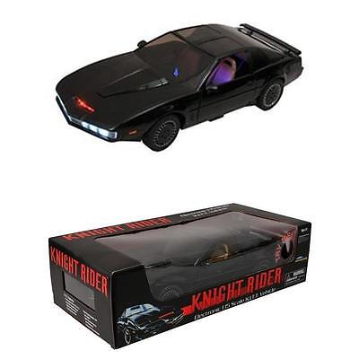 NEW Knight Rider KITT Electronic Car Vehicle Michael 80s Show Voice Talks Lights
