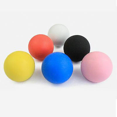 Pair Massage Lacrosse Ball Effective Muscle Pain Relief Self-Myofascial