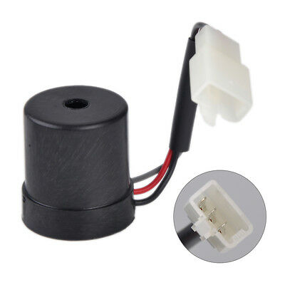3 Wire Round Turn Signal Relay Flasher fit for GY6 50-250cc Moped Scooter ATV