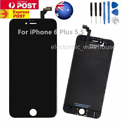 LCD Display Digitizer Front Glass Touch Screen Replacement For iPhone 6 Plus 5.5