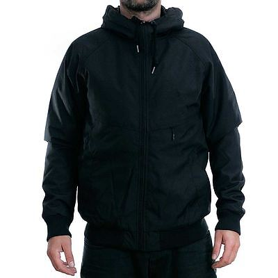 Volcom Hernan Jacket Update Black Skate Surf Snowboard New Free Delivery