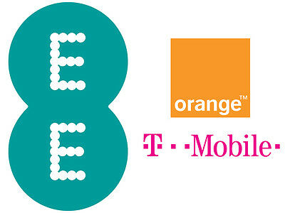 Prepaid  SIM-Karte EE UK Großbritannien  England / TMobile Orange UK / NEU