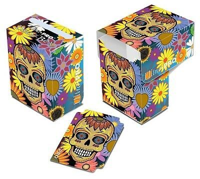 Muertos Yellow Skull Deck Box. Huge Saving