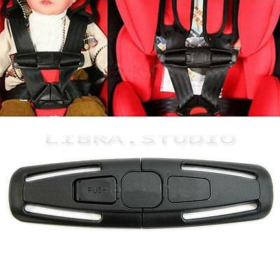 New Baby Safety Car Seat Strap Child Toddler Chest Harness Clip Safe Buckle
