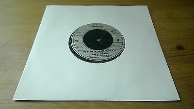 "Faron Young ‎– It's Four In The Morning - 7"" Vinyl Record Single"