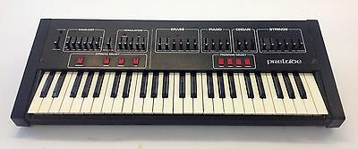 Sequential Circuits Prelude Analog Vintage Synthesizer Keyboard