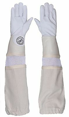 Humble Bee 114-L Beekeeping Gloves with Reinforced & Ventilated Cuffs