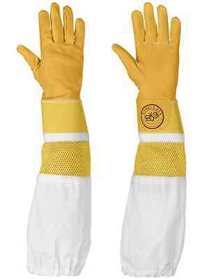 Humble Bee 110-XXXL Goat Leather Beekeeping Gloves