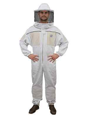 Humble Bee 430-XL Ventilated Beekeeping Suit with Round Veil