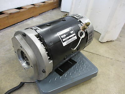 Advanced Motors Drive Xp 2114 Electric Motor 72 Vdc