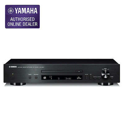 Yamaha CD-N301 Network CD Player (BLACK)
