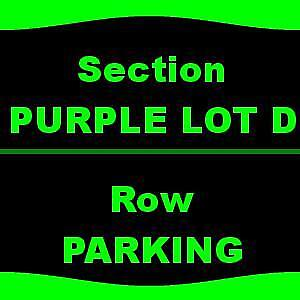 1-1 VIP PARKING A Charlie Brown Christmas 12/18 NYCB Theatre at Westbury Chicago