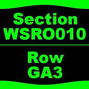 2 Tickets Yestival Tour: Yes Todd Rundgren & Carl Palmer's ELP Legacy 8/17 DTE E