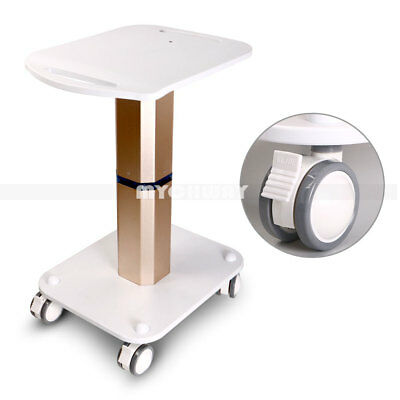 Alluminum ABS Trolly Assembled Stand For Cavitation IPL Dermabrasion LED Machine