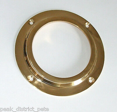 """Canal boat 2.3/4"""" brass porthole   CP001"""