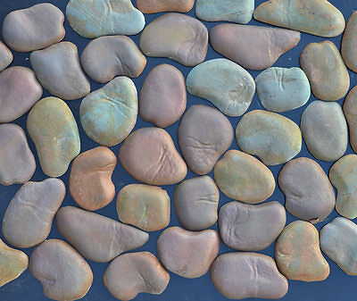 22 Concrete Molds River Rock Stone Moulds Wall Veneer Stones For Fireplaces #w05