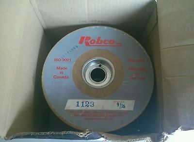 "ROBCO Style 1123  TRANSLOK BRAID PTFE PACKING 9/16"" 5LBS"