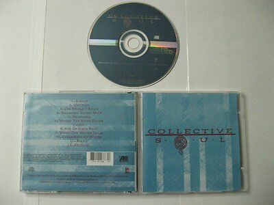 Collective Soul self titled - CD Compact Disc