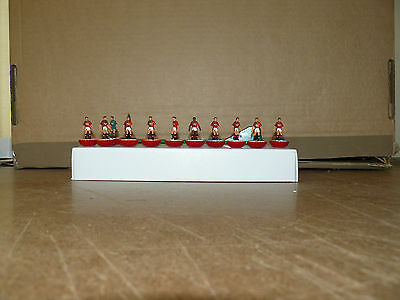 Manchester United   2016/17  Subbuteo Top Spin Team