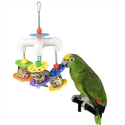 Foraging Bird Toy Parrot Party Parrot toy