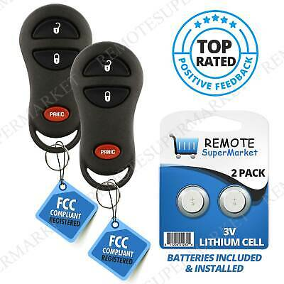 2 replacement for 2001 2002 2003 dodge grand caravan remote car 2 replacement for 1999 2003 dodge grand caravan 2002 2005 ram remote car key publicscrutiny