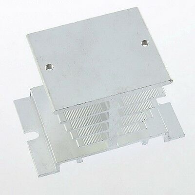 New Aluminum Heat Sink For Solid State Relay SSR Small Type Heat Dissipation YS