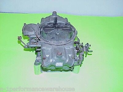 Holley 750 CFM 4 Barrell Carburetor #80508 Ratrod Streetrod Hopper Mudbog C66