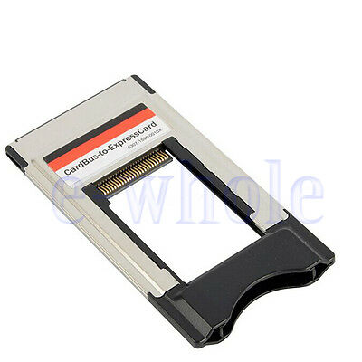 PCMCIA Cardbus on Laptop to Express Card 34mm Adapter For USB 2.0 WS