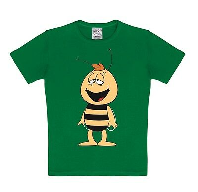 Camiseta para niño Willy - La Abeja Maya - Die Biene Maja - Willi - Camiseta
