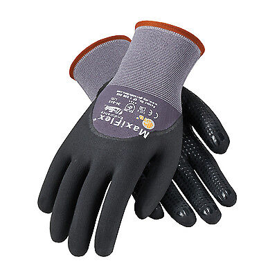 PIP 34-845 MaxiFlex Endurance 3/4 Dipped Micro-Dot Coated Gloves Medium 12 pairs