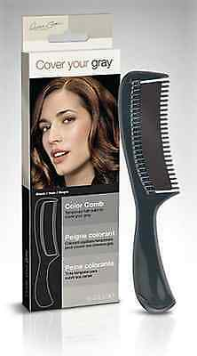 Cover Your Gray Touch Up Hair Color Comb Choose From 3 Colors