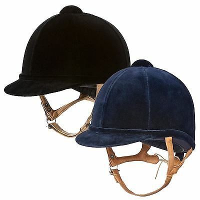 Charles Owen Fian Hat New Equestrian Horse Riding Competition Safety Hat Helmet