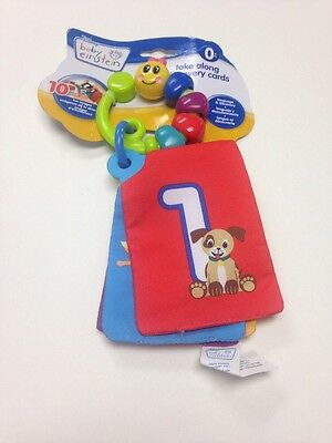 Baby Einstein Shapes And Numbers Discovery Cards Disney newborn toys games