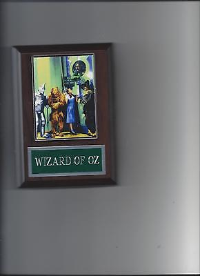WIZARD OF OZ 8X10 PHOTO MOVIES TV PICTURE TIN MAN STRAW MAN DOROTHY LION CAST