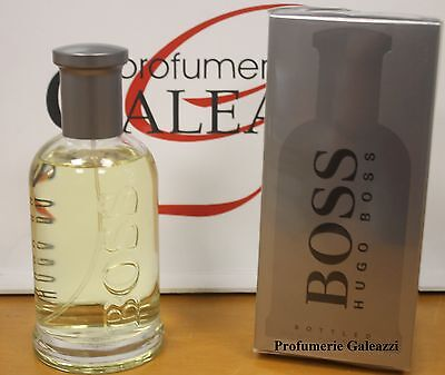 HUGO BOSS BOTTLED UOMO EDT NATURAL SPRAY VAPO - 100 ml