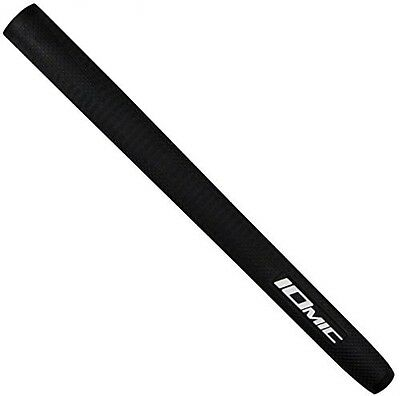 NEW Iomic Absolute-X Black Putter Grip. Free Delivery