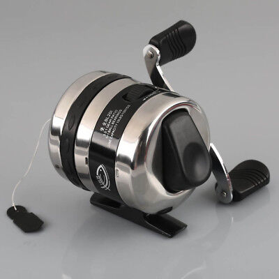 New Bow Hunting Fishing Spinning Reel Spincast Reel Gear Ratio 3.3:1