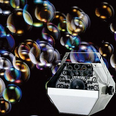 Mini Bubble Machine 60W Indoor Outdoor Decor Party Kids Wedding Stage Effects