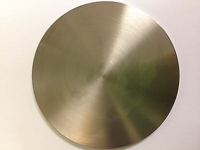 Nickel Copper 72/28 weight Sputter Target, 99.99% pure 3 inch x 3mm, ACI Alloys