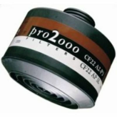 Scott Range Pro 2000 CF22 A2P3 40mm Thread Filter Scott Safety